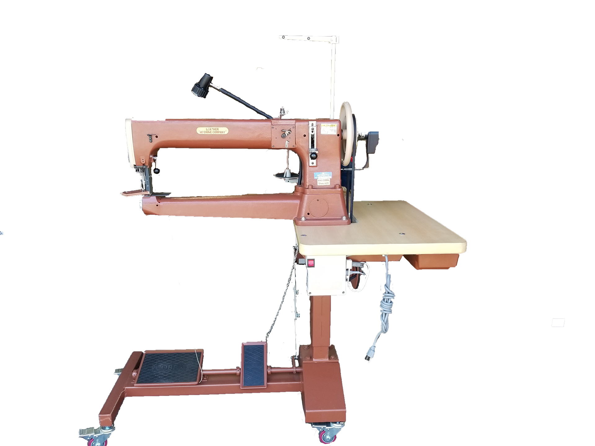 Leather Machine Co Partners With Clicklease For Equipment ...