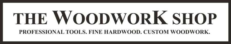 Thw woodwork shoo logo