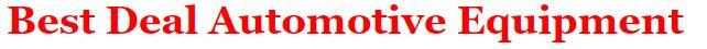 Best Deal Automotive Equipmetn Logo