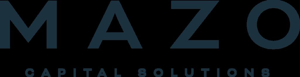 Mazo logo with name