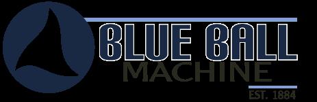 Blue Ball Machine logo