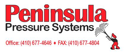 Peninsula pressure logo