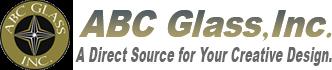 ABC glass logo