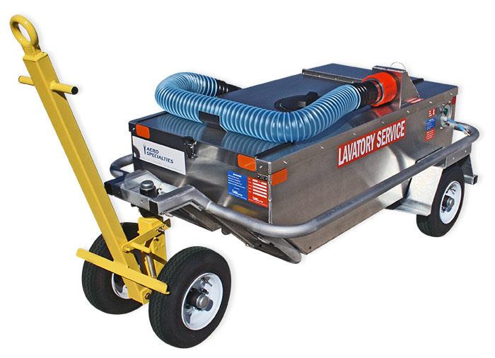 AERO LC60-RJ1 Electric Lavatory Service Cart