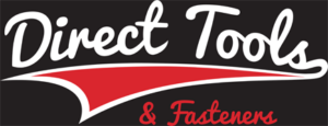Direct tools and fastener logo