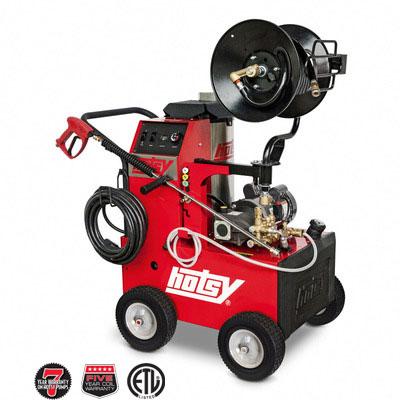 Model 555HE Hot Water Pressure Washer