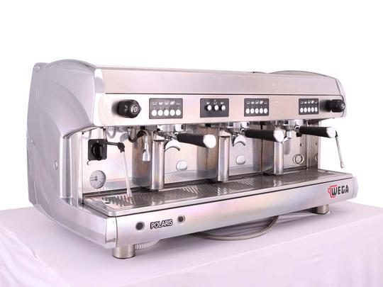 polaris coffee machine