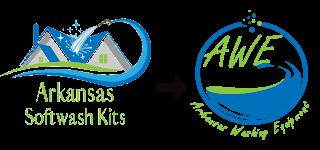 Arkansas Softwash Kit logo